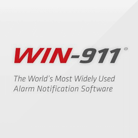 Picture of WIN-911 Alarm Notification Software